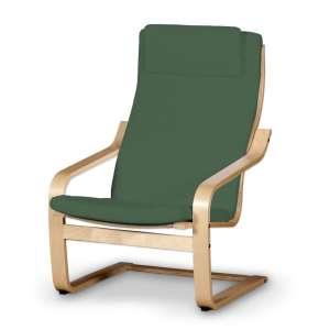 Poäng II  fotelio užvalkalas (su nuimama pagalvėle) Poäng II fotelis su nuimama pagalvėle kolekcijoje Cotton Panama, audinys: 702-06