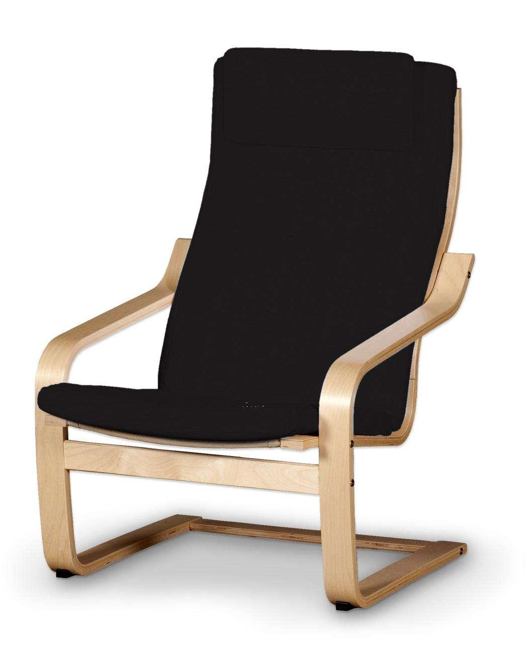 Poäng II  fotelio užvalkalas (su nuimama pagalvėle) Poäng II fotelis su nuimama pagalvėle kolekcijoje Cotton Panama, audinys: 702-09
