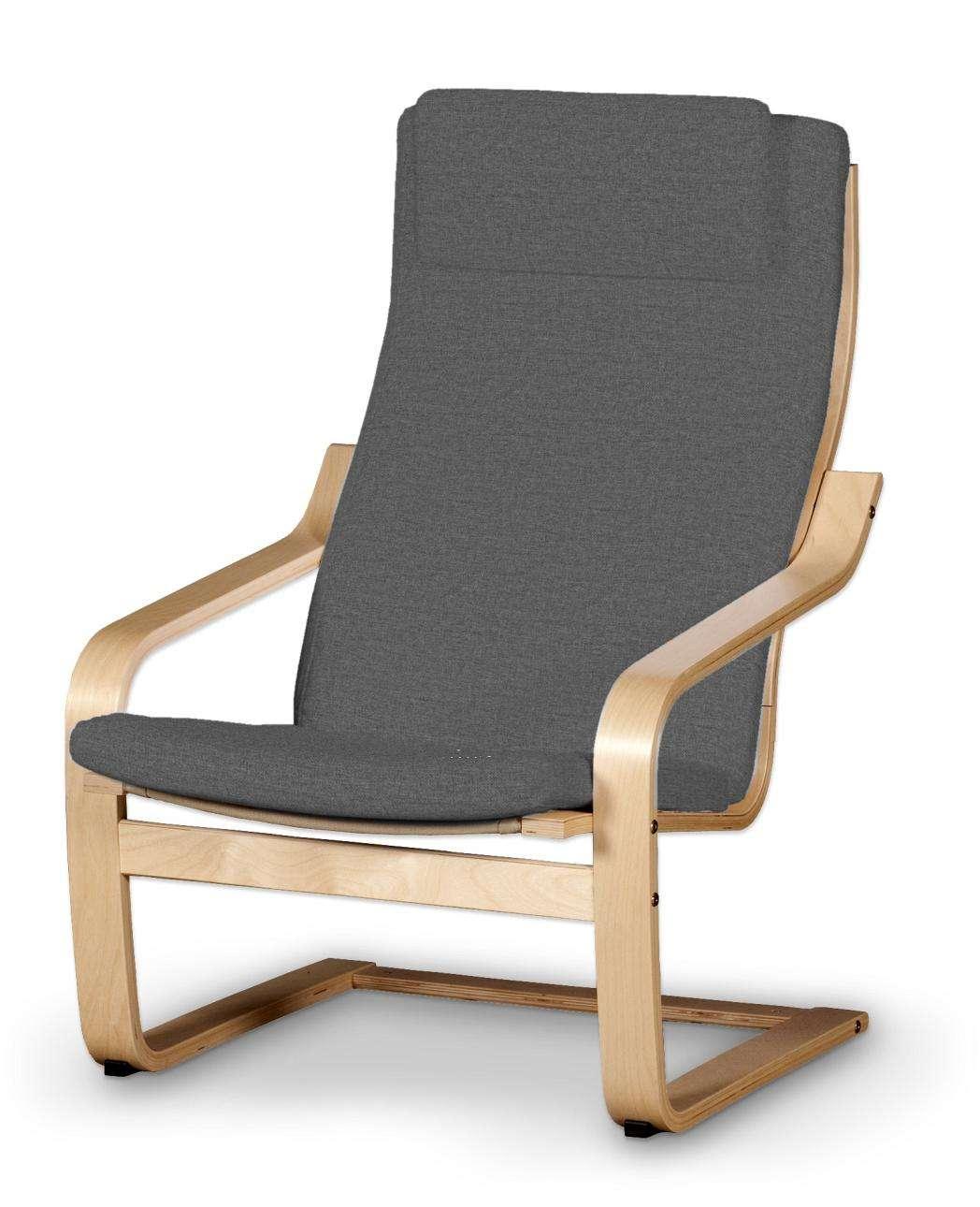 Poduszka na fotel Poäng II Fotel Poäng II w kolekcji Edinburgh, tkanina: 115-77