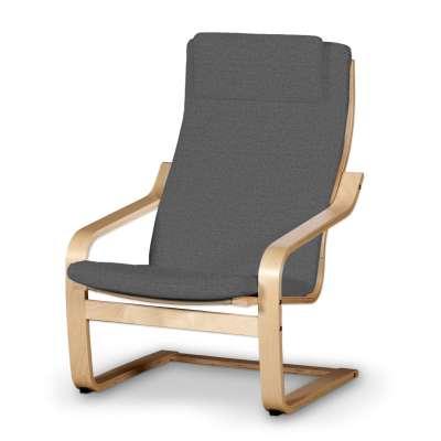 Poduszka na fotel Poäng II w kolekcji Edinburgh, tkanina: 115-77