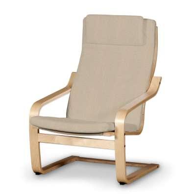 Poäng armchair cushion + cover (with detachable headrest) 115-78 light beige Collection Edinburgh