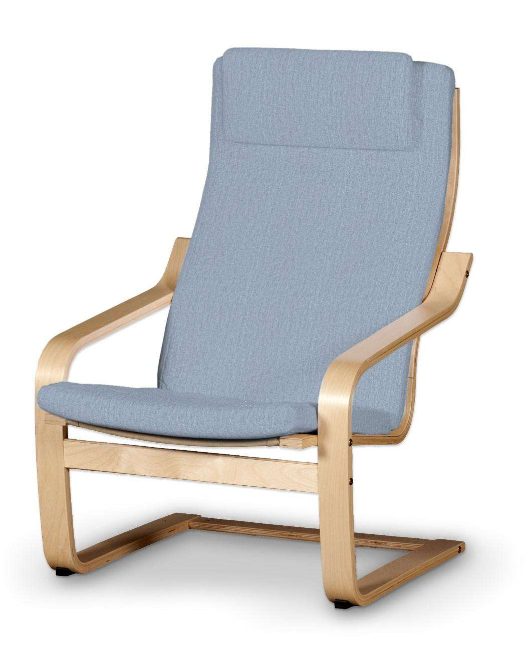 Poduszka na fotel Poäng II Fotel Poäng II w kolekcji Chenille, tkanina: 702-13