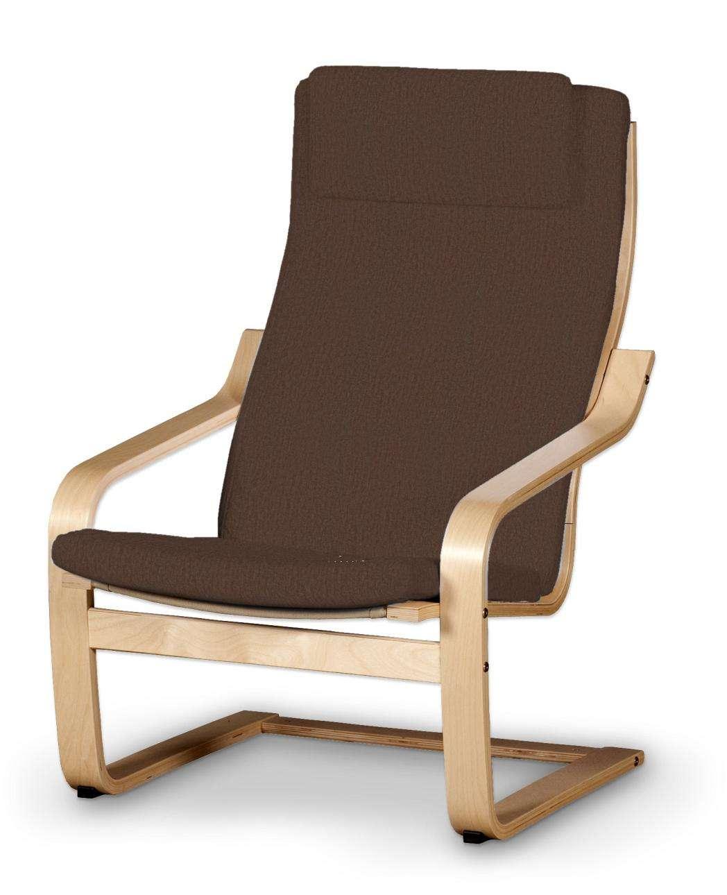 Poduszka na fotel Poäng II Fotel Poäng II w kolekcji Chenille, tkanina: 702-18