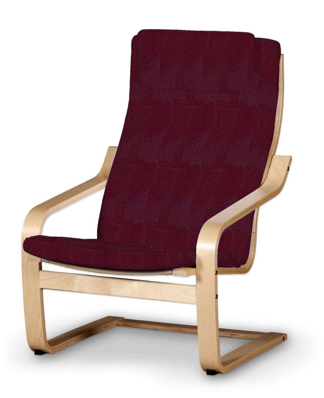 Poäng II  fotelio užvalkalas (su nuimama pagalvėle) Poäng II fotelis su nuimama pagalvėle kolekcijoje Chenille, audinys: 702-19