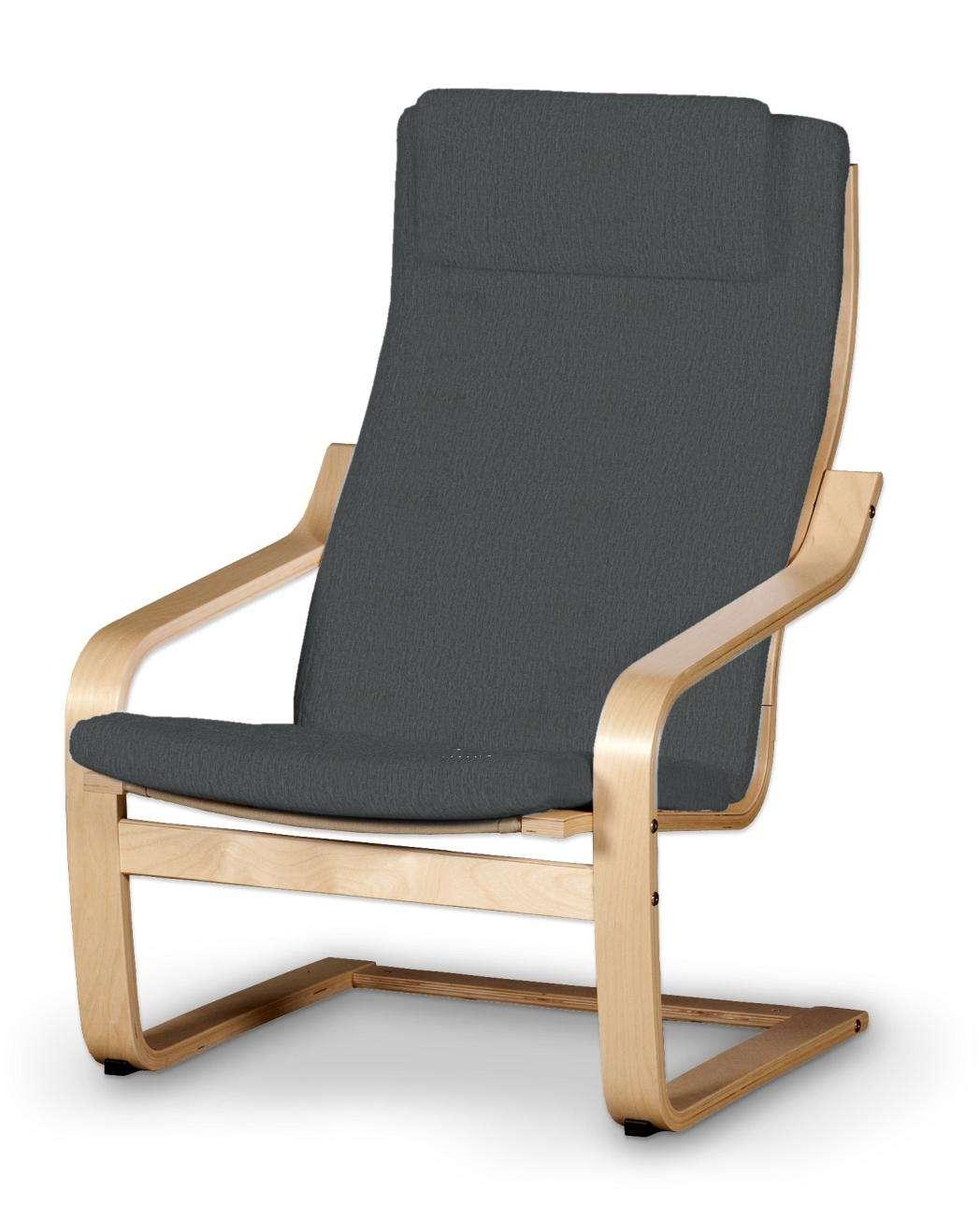 Poäng II  fotelio užvalkalas (su nuimama pagalvėle) Poäng II fotelis su nuimama pagalvėle kolekcijoje Chenille, audinys: 702-20
