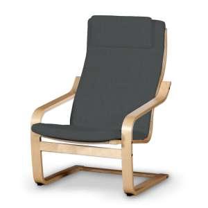 Poduszka na fotel Poäng II Fotel Poäng II w kolekcji Chenille, tkanina: 702-20