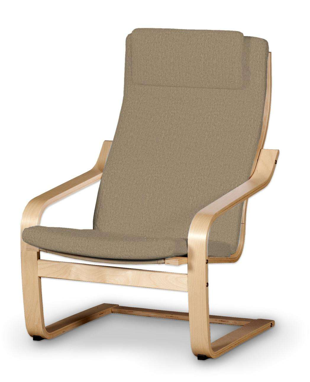 Poduszka na fotel Poäng II Fotel Poäng II w kolekcji Chenille, tkanina: 702-21