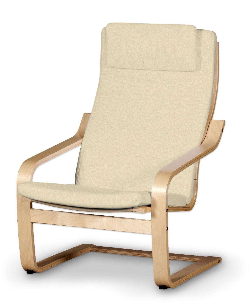 Poduszka na fotel Poäng II w kolekcji Chenille, tkanina: 702-22
