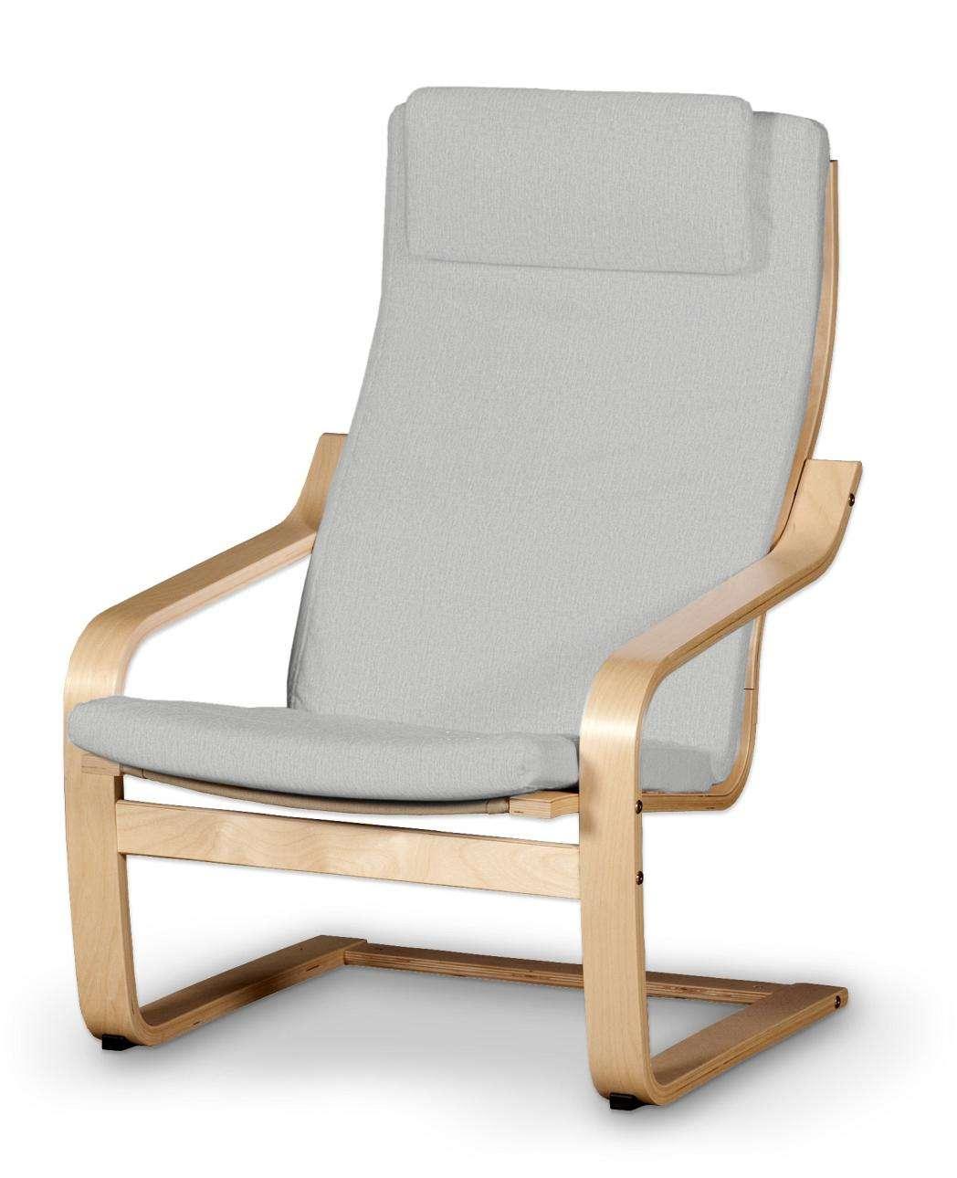 Poduszka na fotel Poäng II Fotel Poäng II w kolekcji Chenille, tkanina: 702-23