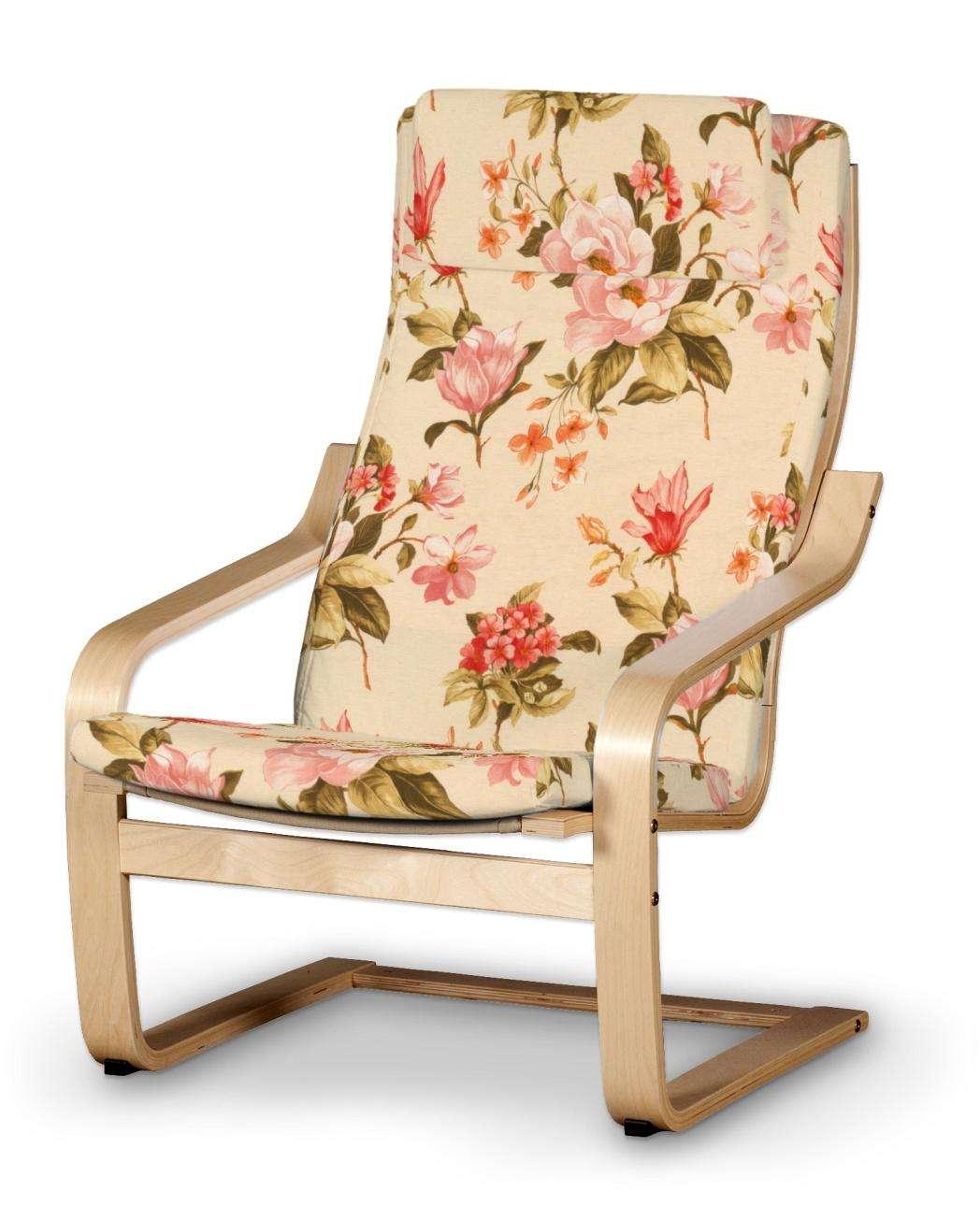 Poäng II  fotelio užvalkalas (su nuimama pagalvėle) Poäng II fotelis su nuimama pagalvėle kolekcijoje Londres, audinys: 123-05
