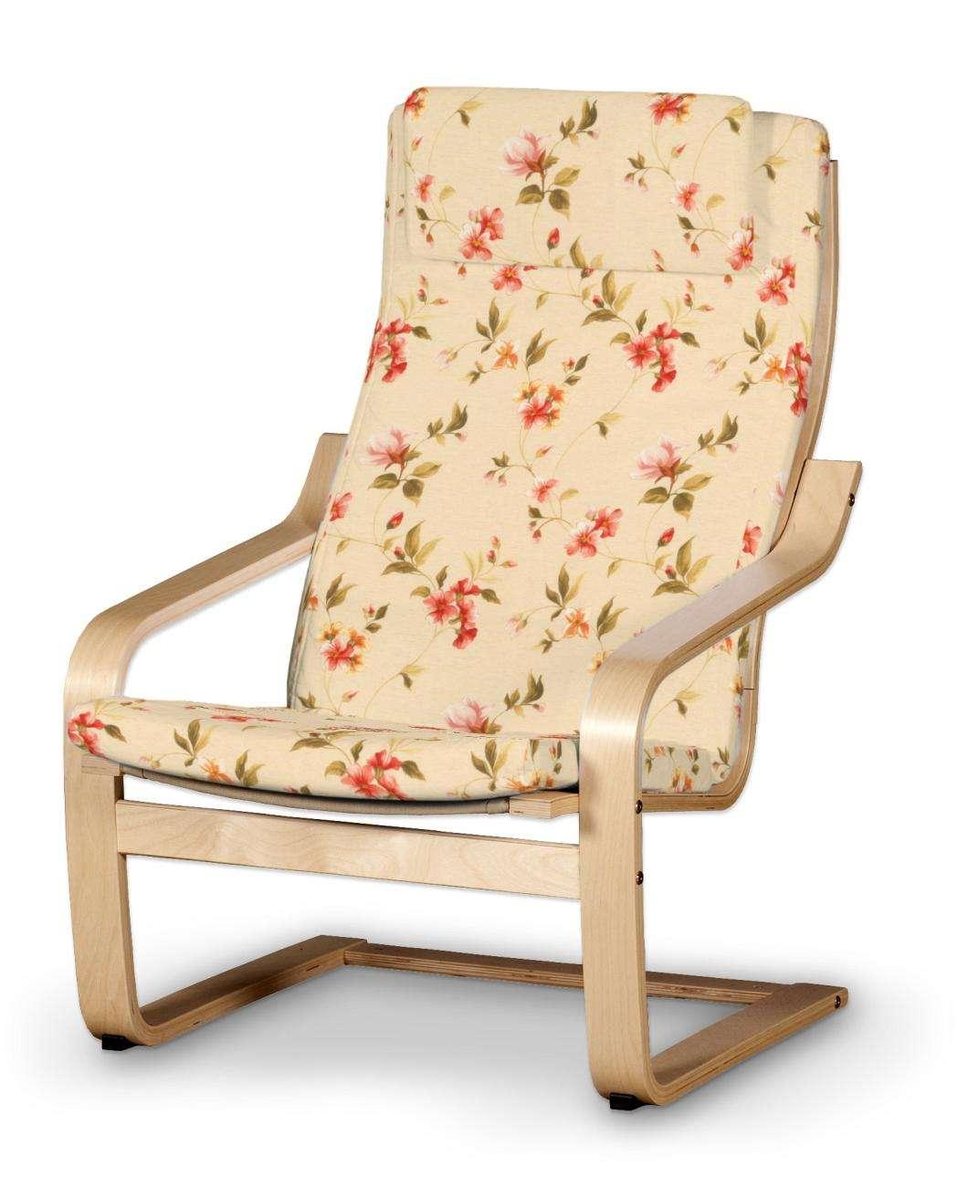 Poäng II  fotelio užvalkalas (su nuimama pagalvėle) Poäng II fotelis su nuimama pagalvėle kolekcijoje Londres, audinys: 124-05