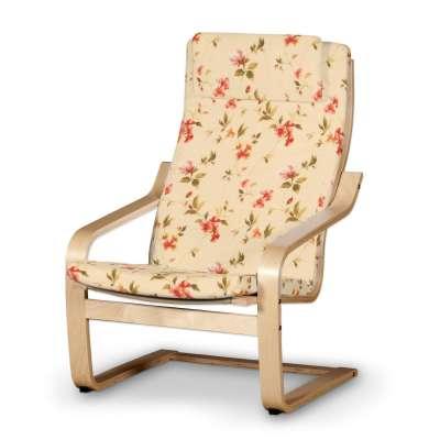 Poduszka na fotel Poäng II w kolekcji Londres, tkanina: 124-05