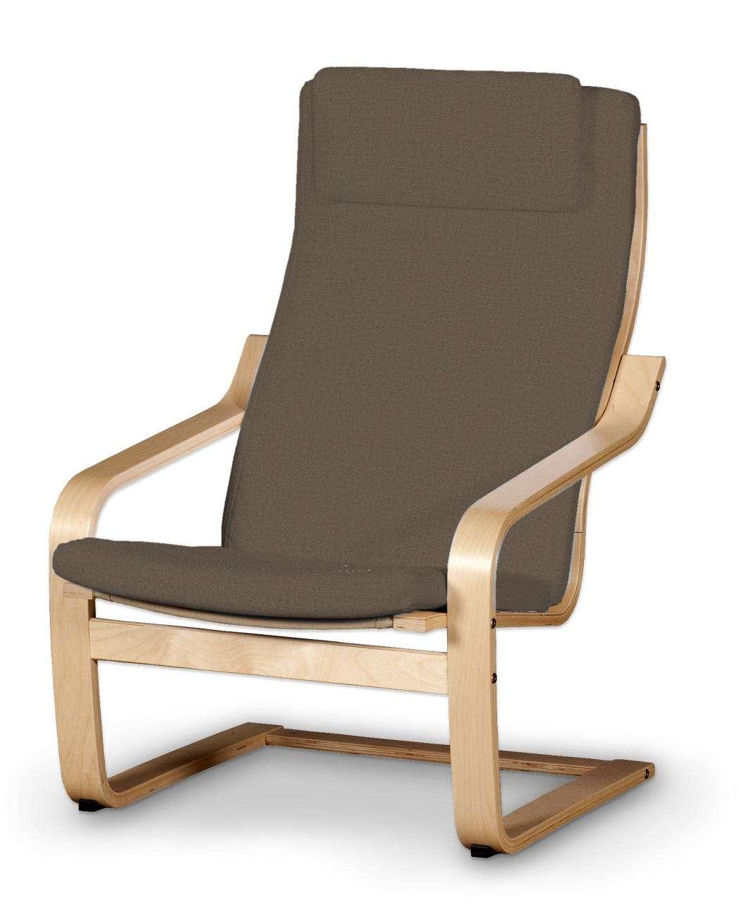 Poäng II  fotelio užvalkalas (su nuimama pagalvėle) Poäng II fotelis su nuimama pagalvėle kolekcijoje Etna , audinys: 705-08