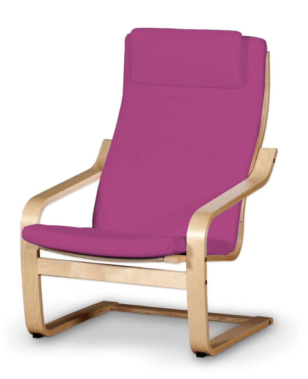 Poäng II  fotelio užvalkalas (su nuimama pagalvėle) Poäng II fotelis su nuimama pagalvėle kolekcijoje Etna , audinys: 705-23