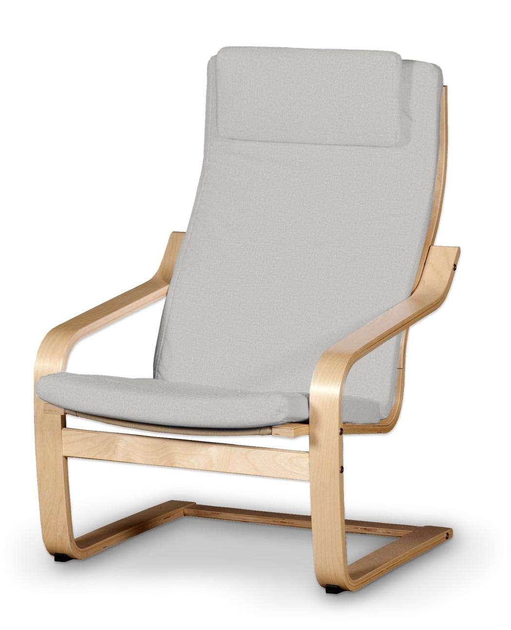 Poäng II  fotelio užvalkalas (su nuimama pagalvėle) Poäng II fotelis su nuimama pagalvėle kolekcijoje Etna , audinys: 705-90