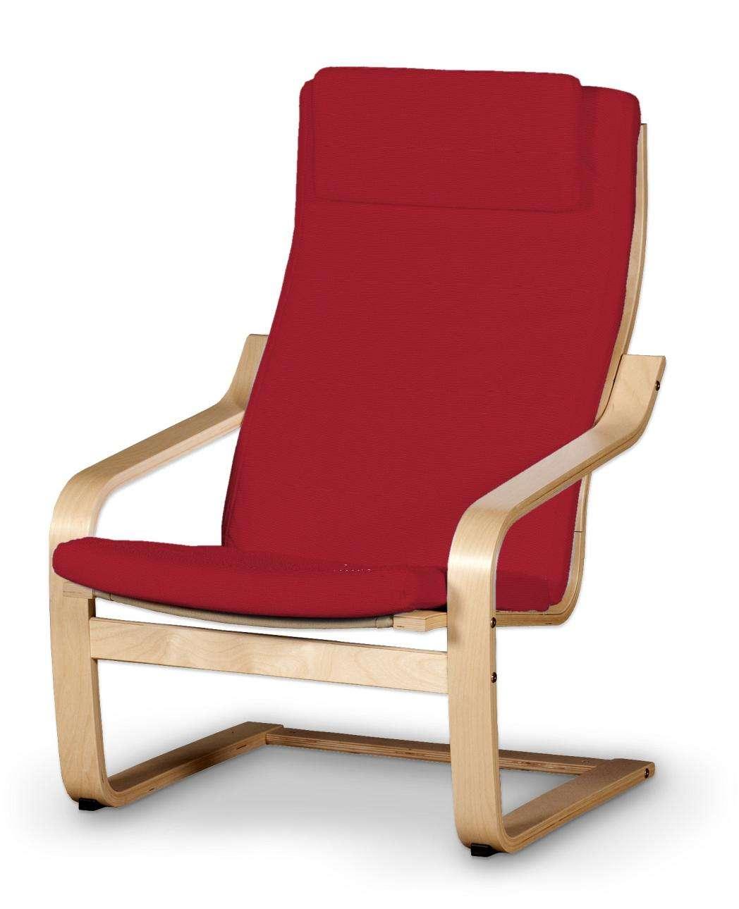 Poäng II  fotelio užvalkalas (su nuimama pagalvėle) Poäng II fotelis su nuimama pagalvėle kolekcijoje Etna , audinys: 705-60