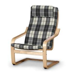 Poduszka na fotel Poäng II Fotel Poäng II w kolekcji Edinburgh, tkanina: 115-74