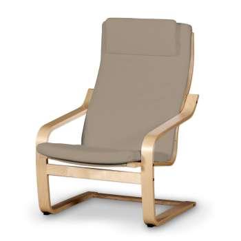 Poduszka na fotel Poäng II Fotel Poäng II w kolekcji Cotton Panama, tkanina: 702-28