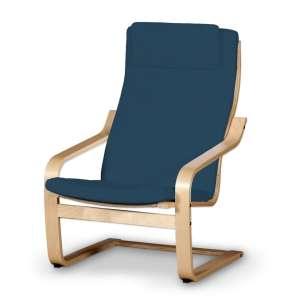 Poäng II  fotelio užvalkalas (su nuimama pagalvėle) Poäng II fotelis su nuimama pagalvėle kolekcijoje Cotton Panama, audinys: 702-30