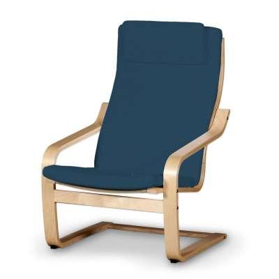 Poduszka na fotel Poäng II w kolekcji Cotton Panama, tkanina: 702-30