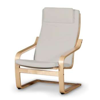 Poäng II  fotelio užvalkalas (su nuimama pagalvėle) kolekcijoje Cotton Panama, audinys: 702-31