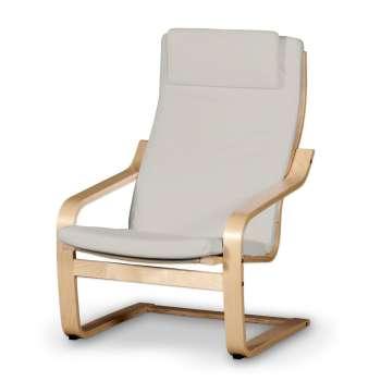 Poduszka na fotel Poäng II Fotel Poäng II w kolekcji Cotton Panama, tkanina: 702-31