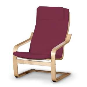Poäng II  fotelio užvalkalas (su nuimama pagalvėle) Poäng II fotelis su nuimama pagalvėle kolekcijoje Cotton Panama, audinys: 702-32