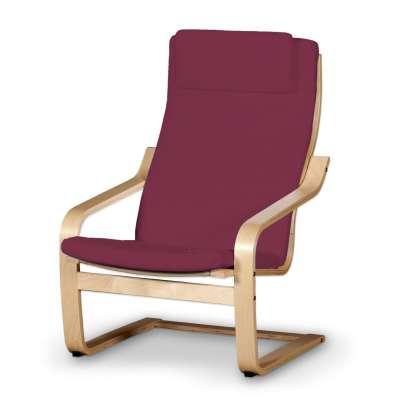 Poduszka na fotel Poäng II w kolekcji Cotton Panama, tkanina: 702-32