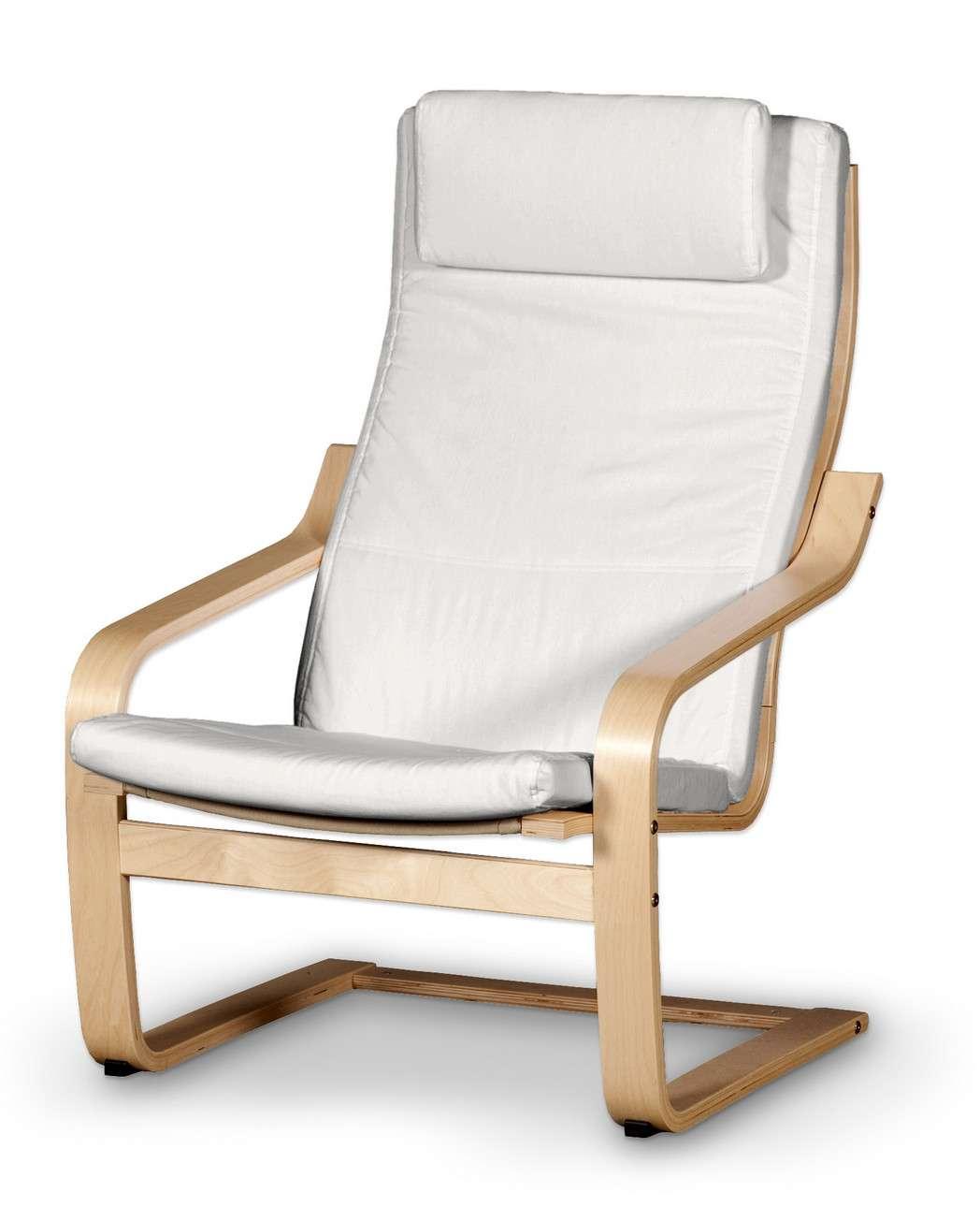 Poäng II  fotelio užvalkalas (su nuimama pagalvėle) Poäng II fotelis su nuimama pagalvėle kolekcijoje Cotton Panama, audinys: 702-34