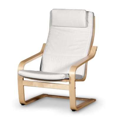Poduszka na fotel Poäng II w kolekcji Cotton Panama, tkanina: 702-34