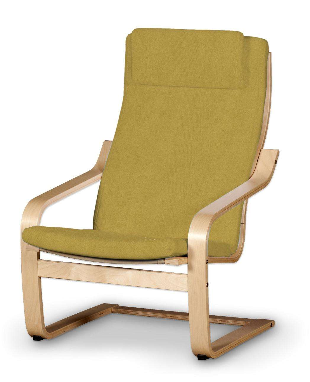 Poäng II  fotelio užvalkalas (su nuimama pagalvėle) Poäng II fotelis su nuimama pagalvėle kolekcijoje Etna , audinys: 705-04