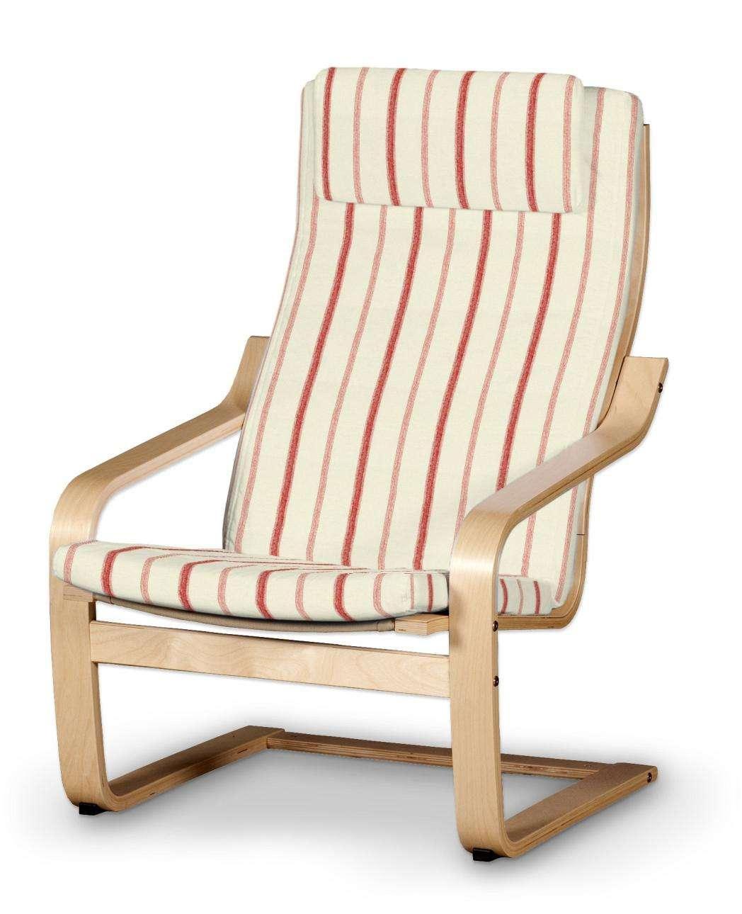 Poäng II  fotelio užvalkalas (su nuimama pagalvėle) Poäng II fotelis su nuimama pagalvėle kolekcijoje Avinon, audinys: 129-15