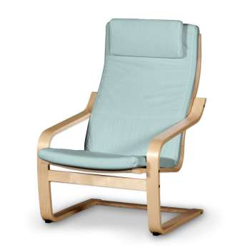 Poduszka na fotel Poäng II Fotel Poäng II w kolekcji Cotton Panama, tkanina: 702-10