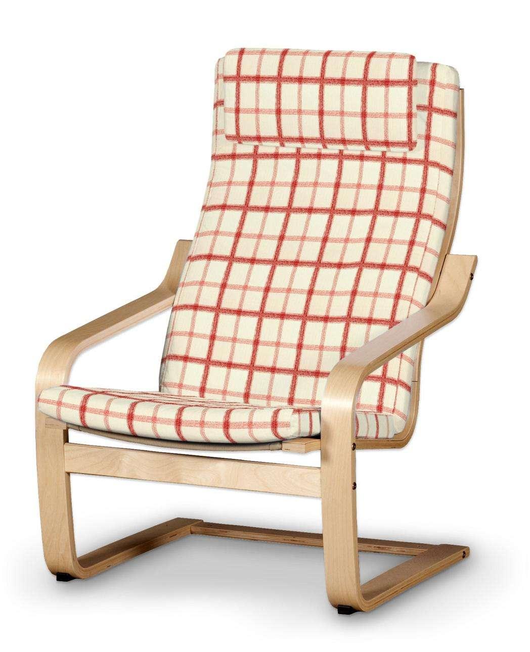 Poäng II fotelhuzat a kollekcióból Avinon Lakástextil, Dekoranyag: 131-15