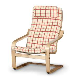 Poduszka na fotel Poäng II Fotel Poäng II w kolekcji Avinon, tkanina: 131-15