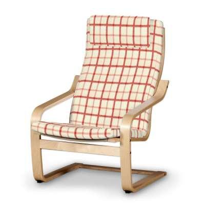 Poduszka na fotel Poäng II w kolekcji Avinon, tkanina: 131-15