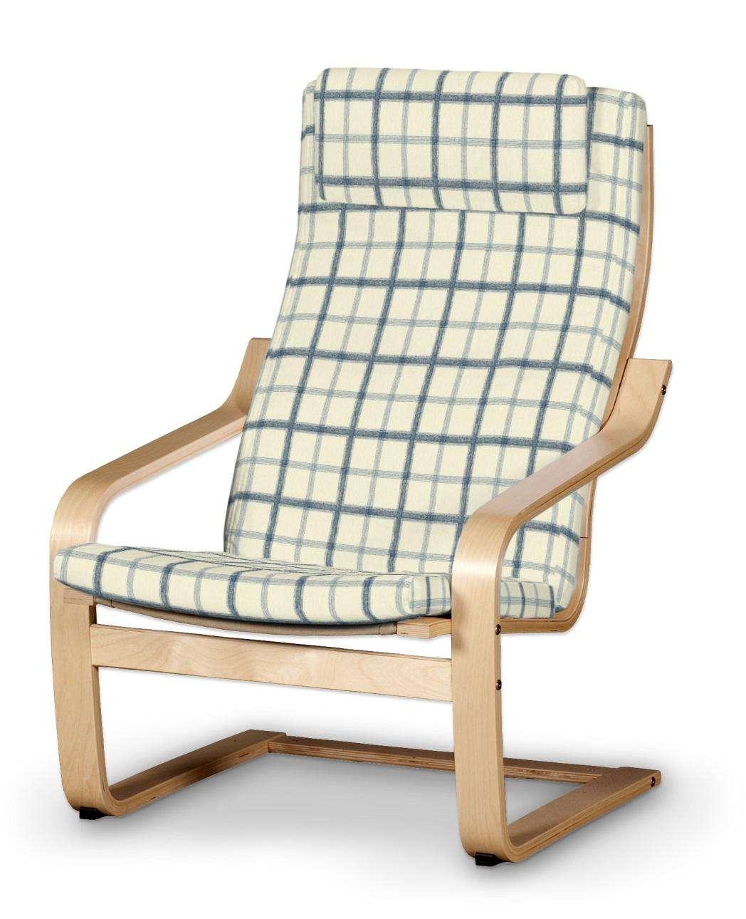 Poäng II  fotelio užvalkalas (su nuimama pagalvėle) Poäng II fotelis su nuimama pagalvėle kolekcijoje Avinon, audinys: 131-66
