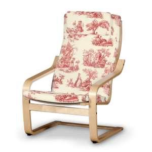 Poäng II  fotelio užvalkalas (su nuimama pagalvėle) Poäng II fotelis su nuimama pagalvėle kolekcijoje Avinon, audinys: 132-15