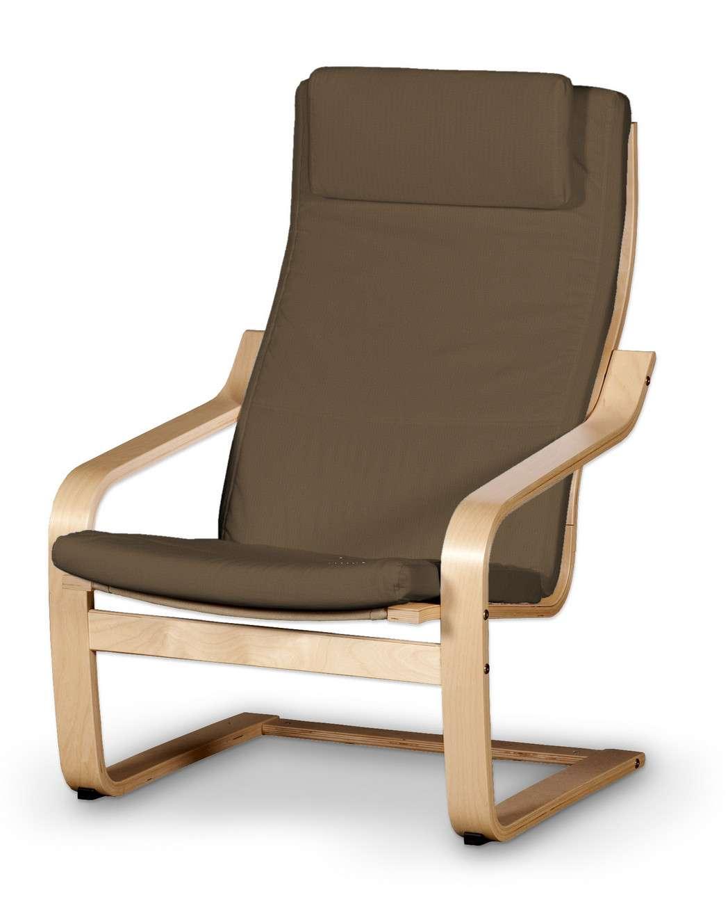 Poduszka na fotel Poäng II w kolekcji Living, tkanina: 160-94