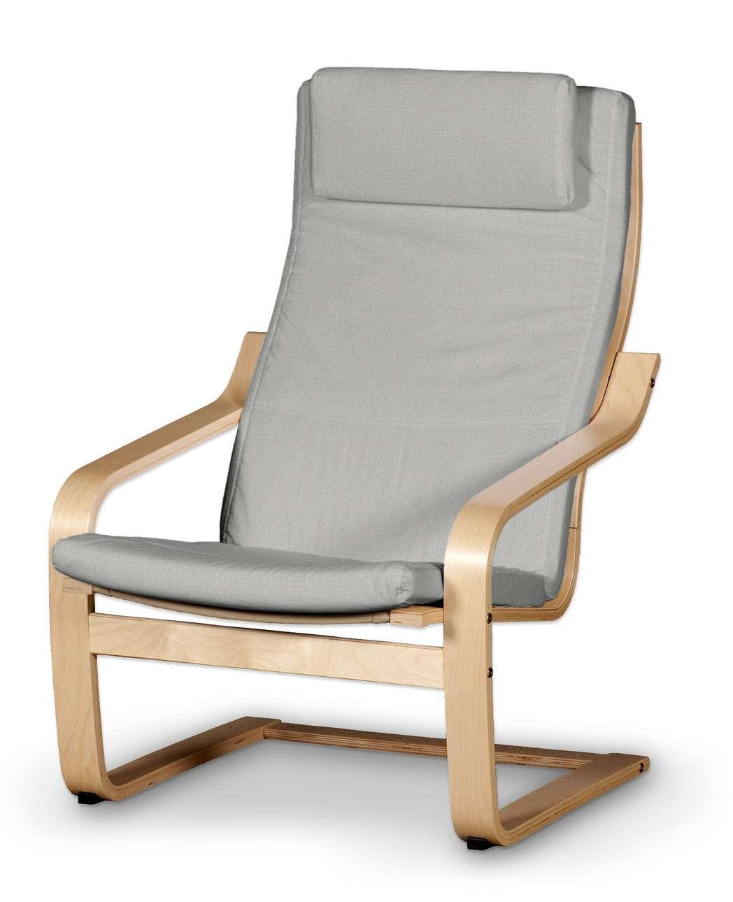 Poduszka na fotel Poäng II w kolekcji Living, tkanina: 161-18