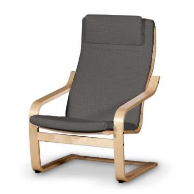 Poduszka na fotel Poäng II w kolekcji Living, tkanina: 161-16