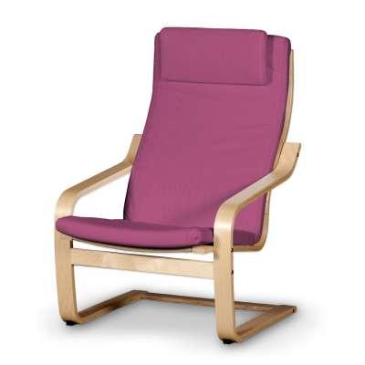 Poduszka na fotel Poäng II w kolekcji Living, tkanina: 161-29