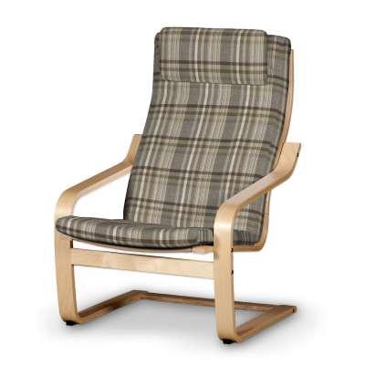 Poäng armchair cushion + cover (with detachable headrest)
