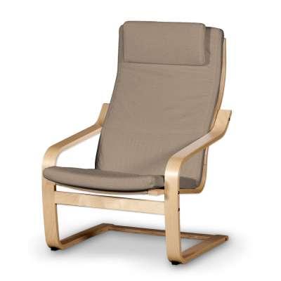Poduszka na fotel Poäng II w kolekcji Bergen, tkanina: 161-75