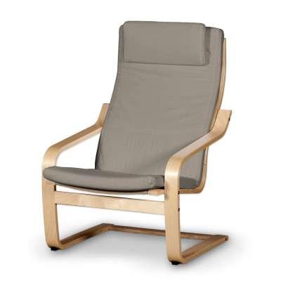 Sedák na křeslo IKEA Poäng II 161-53 teplá šedá  Kolekce Living