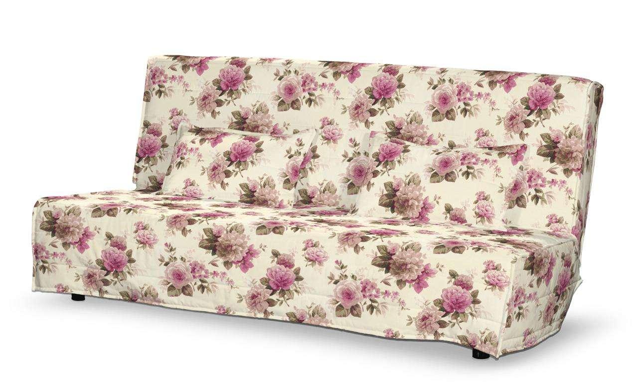 Pokrowiec na sofę Beddinge długi i 2 poszewki Sofa Beddinge w kolekcji Mirella, tkanina: 141-07