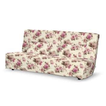 Pokrowiec na sofę Beddinge długi i 2 poszewki w kolekcji Mirella, tkanina: 141-07