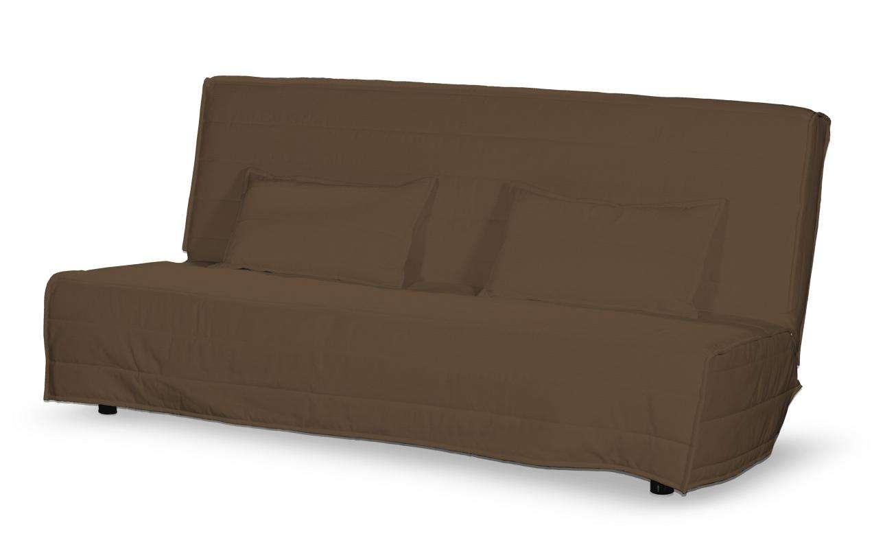 Pokrowiec na sofę Beddinge długi i 2 poszewki Sofa Beddinge w kolekcji Cotton Panama, tkanina: 702-02