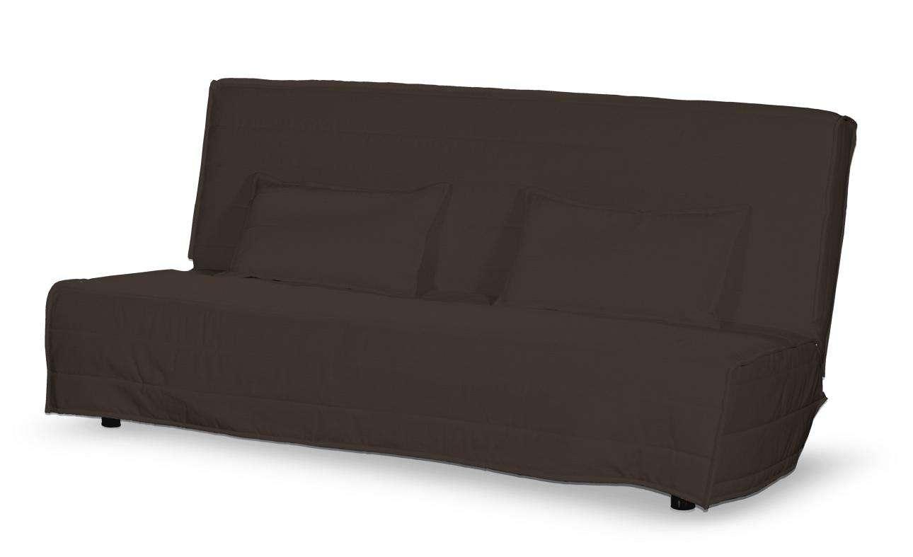 Pokrowiec na sofę Beddinge długi i 2 poszewki Sofa Beddinge w kolekcji Cotton Panama, tkanina: 702-03