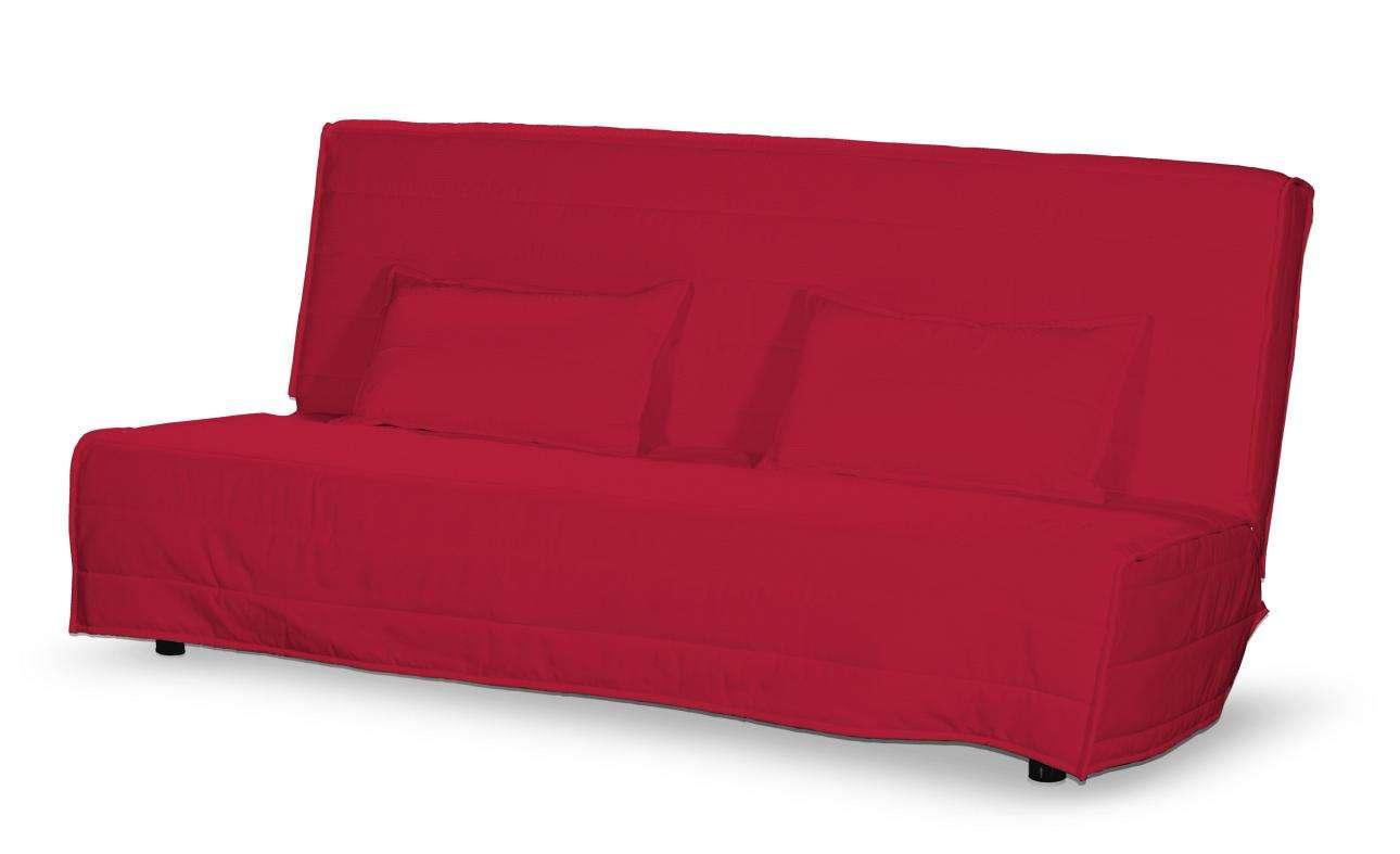 Pokrowiec na sofę Beddinge długi i 2 poszewki Sofa Beddinge w kolekcji Cotton Panama, tkanina: 702-04
